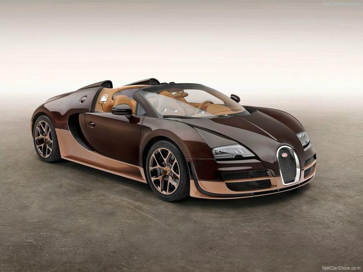 Bugatti Veyron Rembrandt Bugatti (2014)