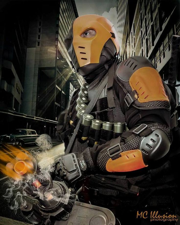 deathstroke arrow cosplay - photo #21