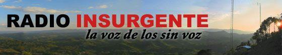"""RADIOS COMUNITARIAS ZAPATISTAS (""""El Primer Territorio a Liberar es la Propia Cabeza"""" EZLN)"""