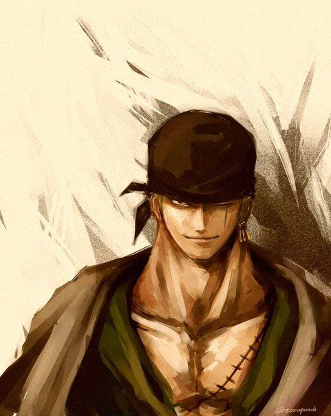 Happy Birthday, Roronoa Zoro  11/11/2016