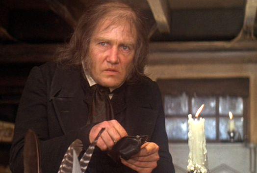 Scrooge 1970 - Albert Finney