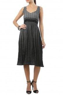Ruch along one piece dress