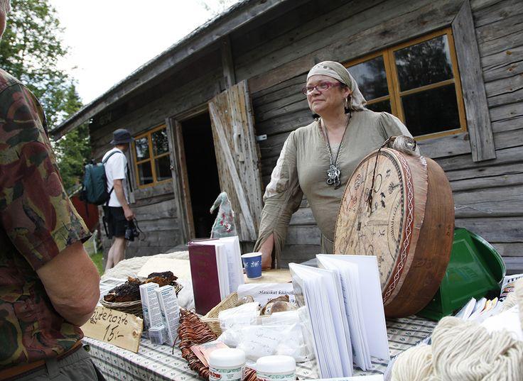 Perinneviikonlopussa voi tutustua myös luonnonhoitoihin. Oulu (Finland)