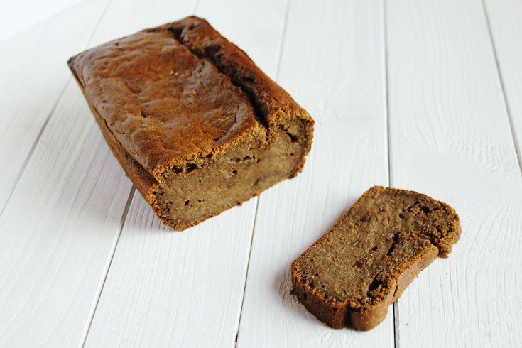 Czekoladowy chlebek z cukinii