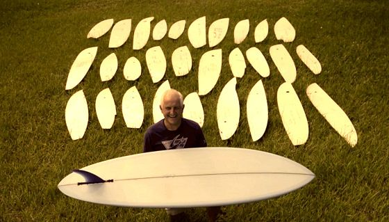 Bob McTavish: 50 years of shaping, thousands of surfboards