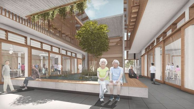Sentul Aged Care Community Centre caters for seniors, their families, caregivers, and the broader community offering services for recreation and care to elderly participants.