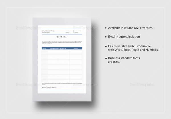 Raffle Entry Form Template In 2020 Coupon Template Lesson Plan