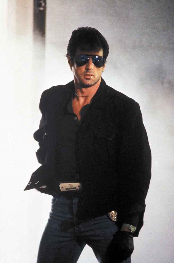 "Sylvester Stallone as Marion ""Cobra"" Corbetti in 1986's ""Cobra"""