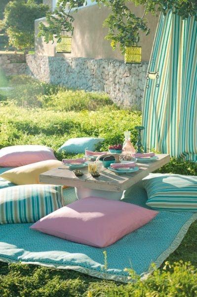 собираетесь на пикник? текстиль outdoor из коллекции UV Pro, Galleria Arben