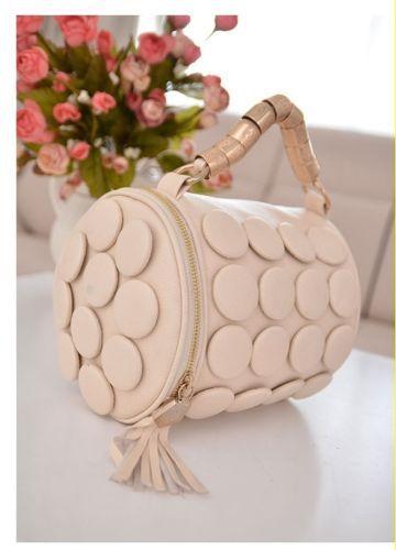 Bag Korea BJ4290-Almond | Kaina Fashion