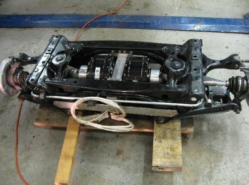 Electric Car Parts Conversions Ev Miata Project Pictures