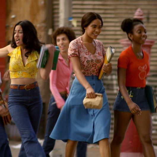 The Get Down Premiering only half of its first season Friday