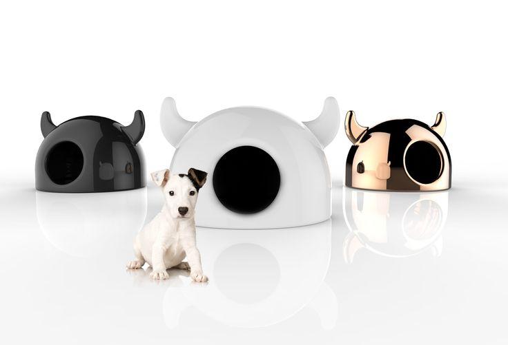 Toro Seduto, Kennel for dogs, designed by Giulia Solero and Valeria Salvo | Onironauta studio