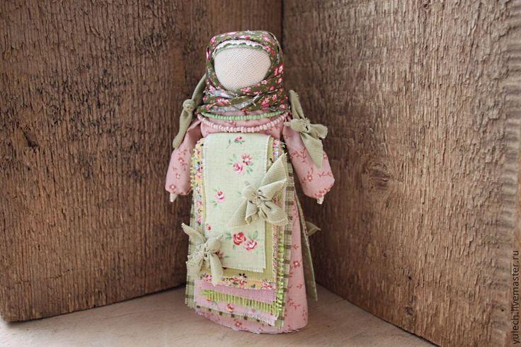 """Народная русская куколка """"Птица-радость"""" - разноцветный,весна,народная кукла"""