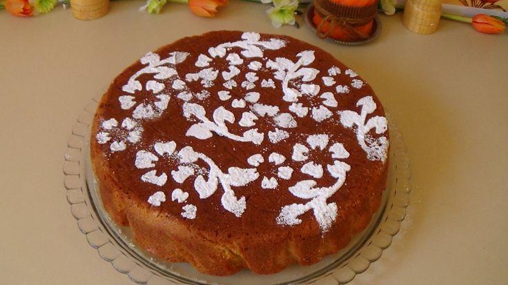 Συνταγή για φανουρόπιτα ( νηστίσιμο κέικ )