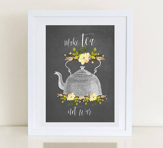 Hey, I found this really awesome Etsy listing at https://www.etsy.com/listing/528633279/tea-time-art-print-kitchen-art-print-tea