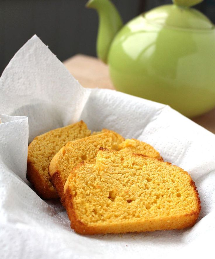 Самый вкусный и быстрый кукурузный хлеб без глютена