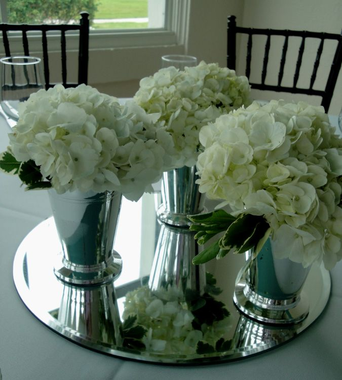Best mirror centerpiece ideas on pinterest wedding