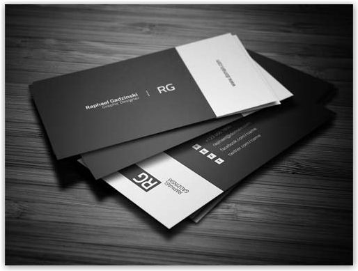 The 114 best business cards images on pinterest lipsense business elegant and inspiring business cards design are great for corporate business a high quality black and white business cards with minimal bold typography colourmoves