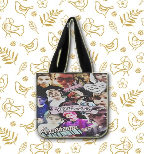 "Custom Tote Bag 2 sides A great every day bag to take you through your day!  Product Details Size: 12.2"" x 11"" x 3.3"" This 100% heavyweight 10 oz cotton canvas tote bag carries all of your goodies in"