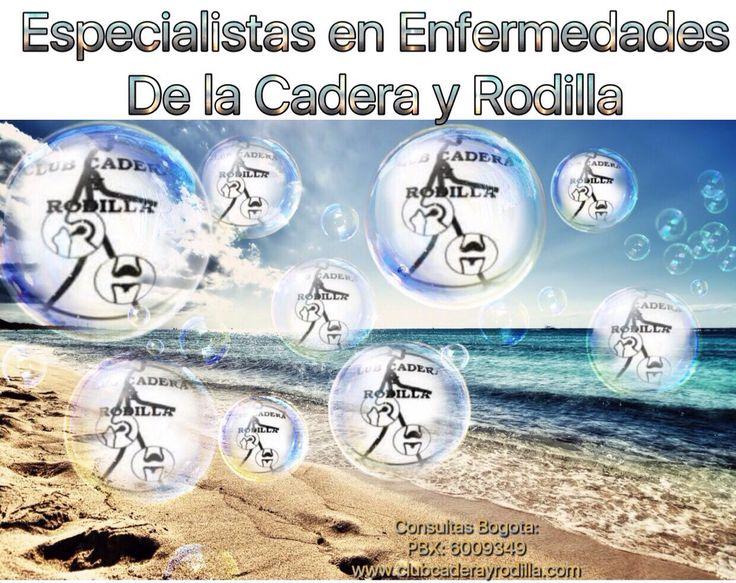 Médicos especialistas en ortopedia y traumatología Supraespecialistas en enfermedades de la cadera y la rodilla www.clubcaderayrodilla.com PBX: 6009349