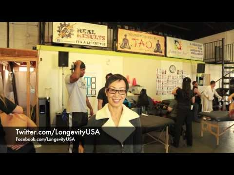 Best Gym in Las Vegas; Real Results Fitness using Longevity Rehab 1000