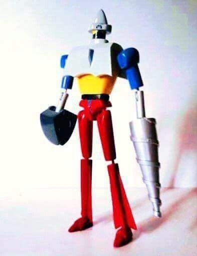 Getter robot Getter Two ゲッターロボ i robot dell'artigiano