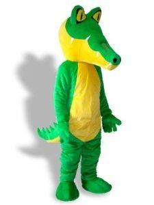 Adult cartoon mascot costumes crocodile movie costumes