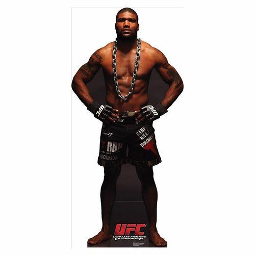 UFC- Rampage Jackson Lifesized Standup $34.95