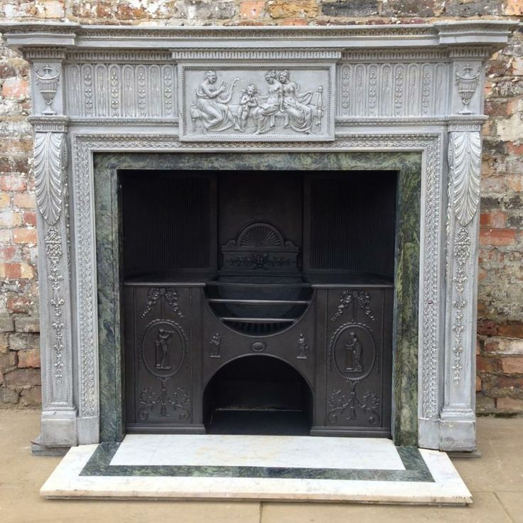 1000 Images About Fireplaces Surrounds Stoves On Pinterest Antiques Louis Xvi And Fireplaces