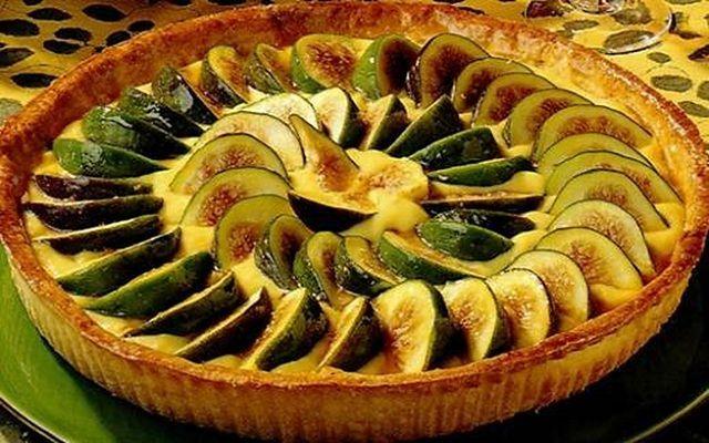 Receita de Tarte de Figo | Doces Regionais