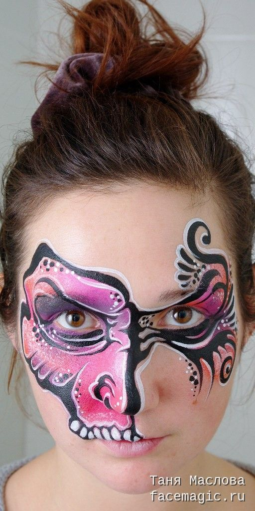559 best images about face painting on Pinterest   Face ...