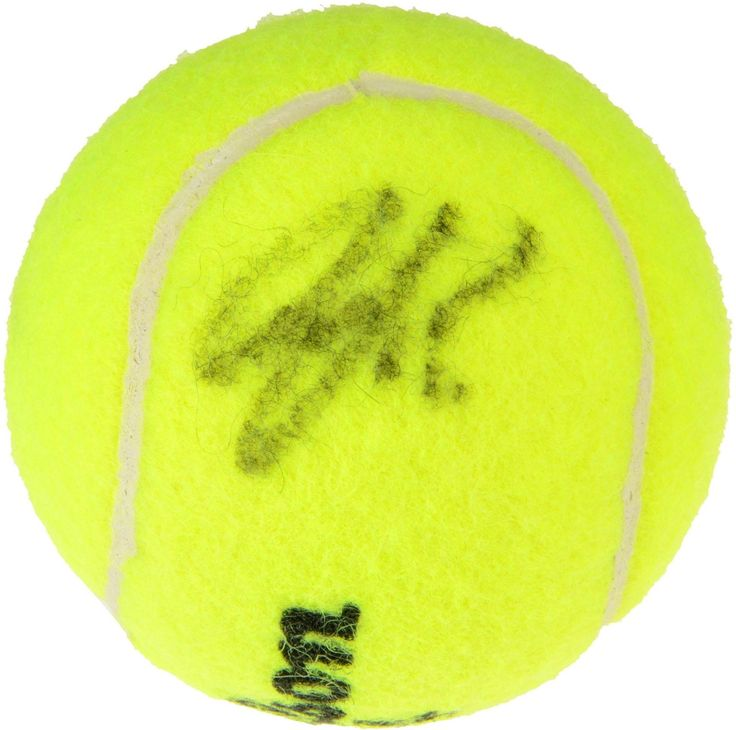 Item specifics    									 			Autograph Authentication:   												Fanatics Authentic  									 			Framed:   												No    									 			Player:   												Andy Roddick  									 			Is Autographed:   												Yes    									 			Categories:   												Autographed Tennis... - #Tennis https://lastreviews.net/sports-fitness/tennis/andy-roddick-autographed-wilson-tennis-ball-fanatics-authentic-certified/