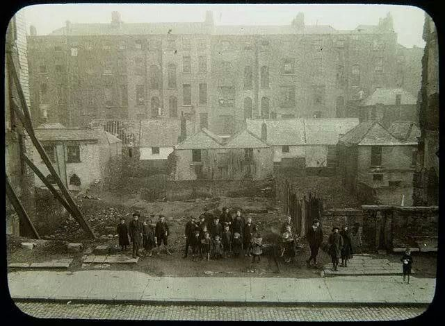 North Cumberland Street, Dublin.