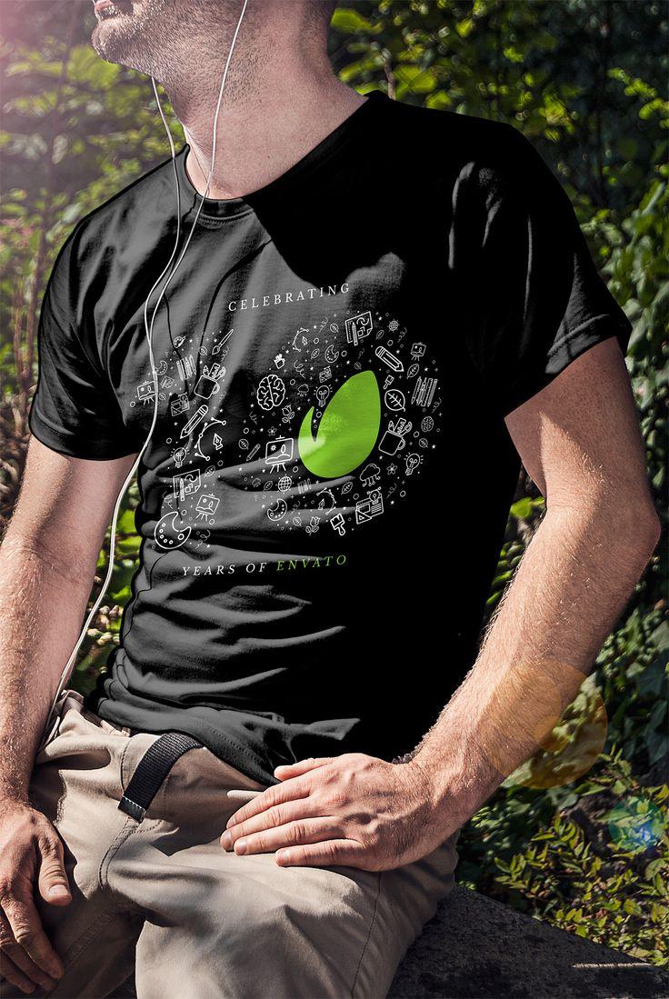10th Birthday T-Shirt Design Winner by WonderArt