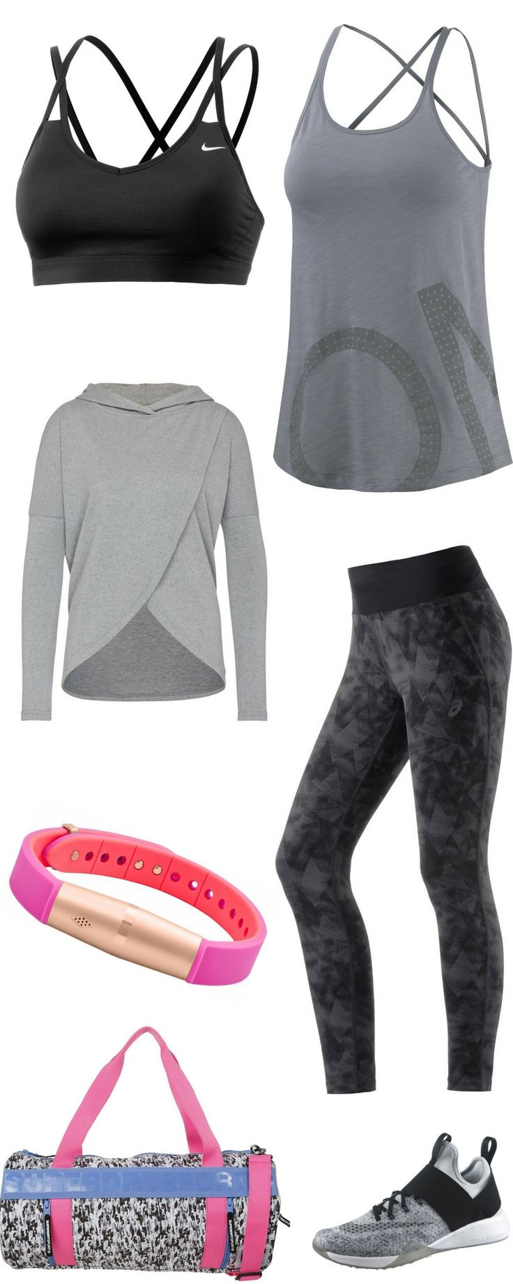 ▷ Fitness-Outfit – Don't stop when it hurts, stop when you're done – Cristin