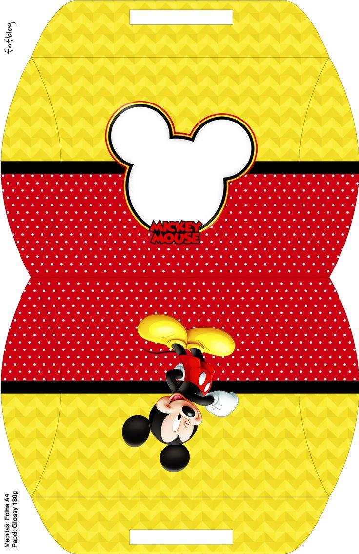 Uau! Veja o que temos para Maleta Mickey