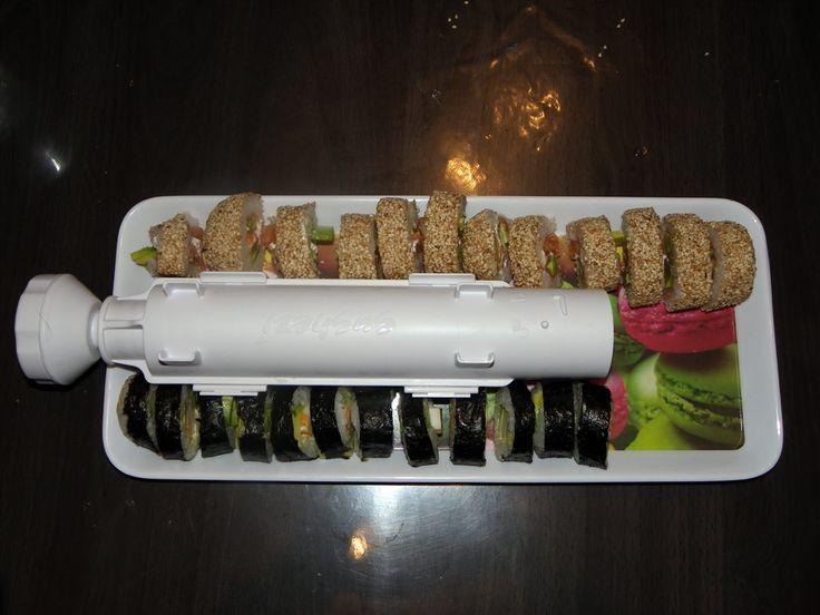 Comment faire des makis facilement geek culture comment faire et bien manger - Comment faire des sushi ...
