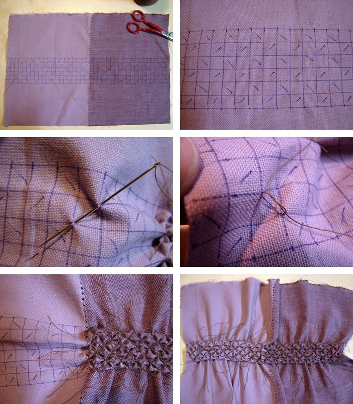 tuto tressage de tissu