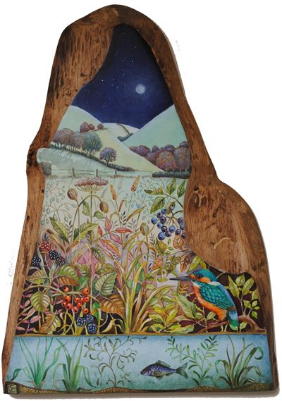 A Light Night Fish - Jemima Jameson: Gallery