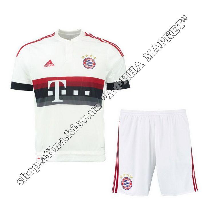 Форма Бавария Мюнхен Adidas Away выездная