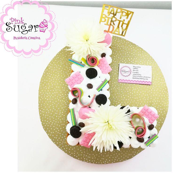 Better cake letter cake letra cake