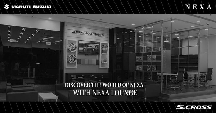 Lounges that redefine luxury and enhance your ‪#‎NexaExperience‬. Visit http://bit.ly/Nexa-Lounge to know more.