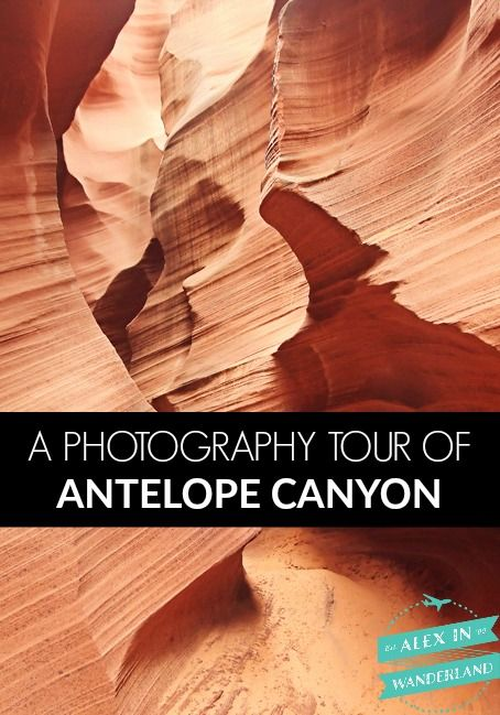 A photography tour of Upper Antelope Canyon near Page, Arizona.  Tips, tour info, and advice on how to book.