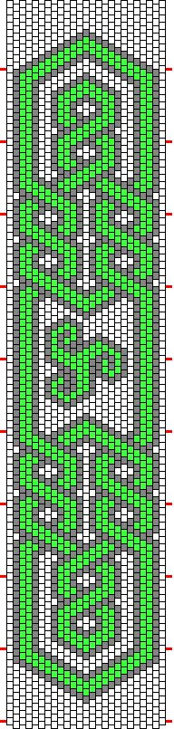 Knotwork Patterns - Beadwork - lots of good free patterns