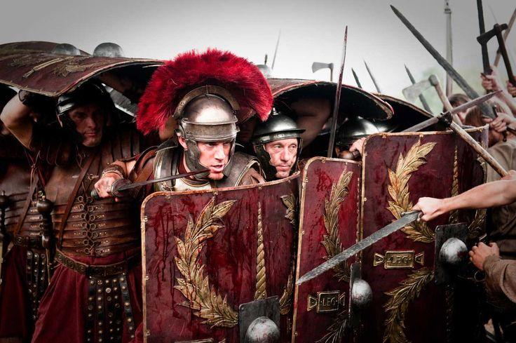 Las Formaciones y Tácticas del Imperio Romano fueron una de las razones por las que Roma consiguió ser una de las mayores potencias de toda la Edad Antigua.