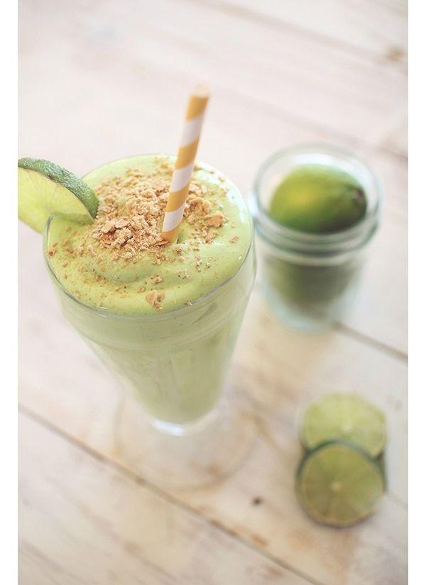 key lime shake