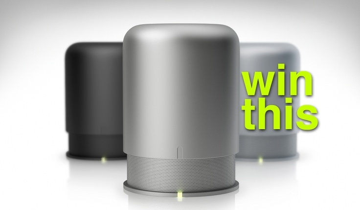 Repin to win 1x Hidden Radio Bluetooth speaker and FM radio! Hit the link for more entry methods http://www.gearhungry.com/2013/01/hidden-radio-giveaway.html