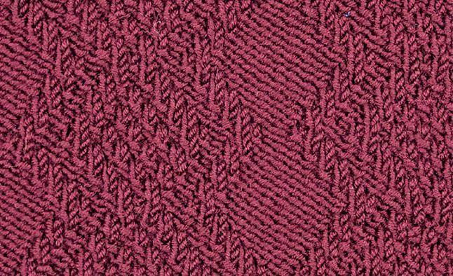 Схемы вязания узоров спицами для начинающих на Verena.ru