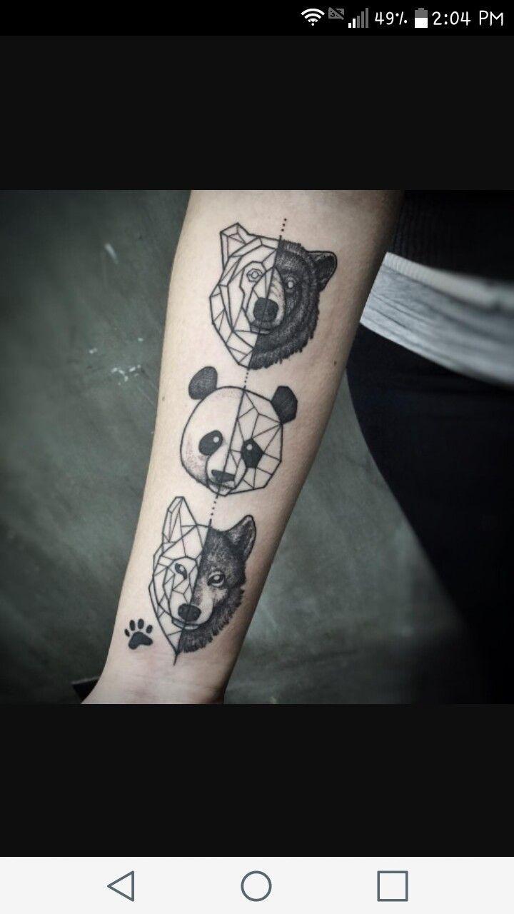 Animals Tattoos Creative Unique Tattoos Animal Tattoos Fantasy Tattoos